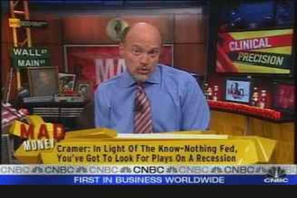 Cramer on CROs
