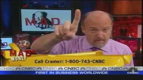 Cramer's Calling Plan