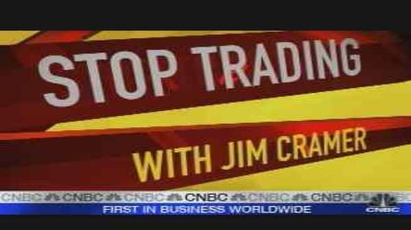 Stop Trading, Listen to Cramer