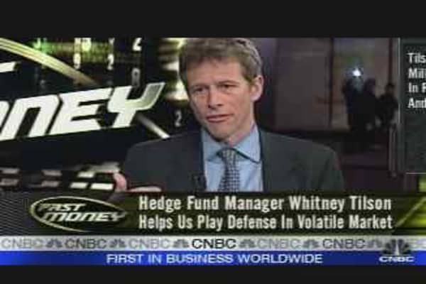 Playing Defense W/ Berkshire Hathaway