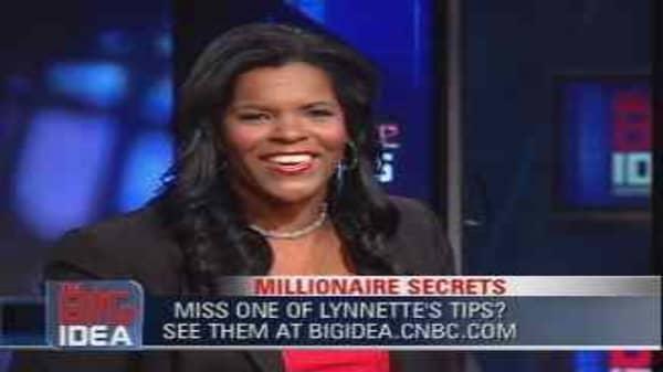 Millionaire Secrets W/ Lynette Cox
