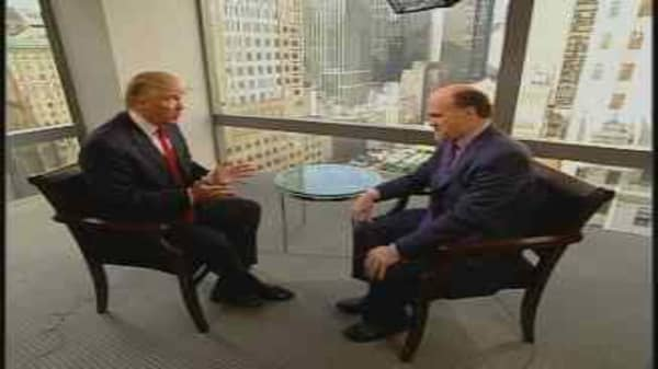 Trump & Cramer Web Exclusive
