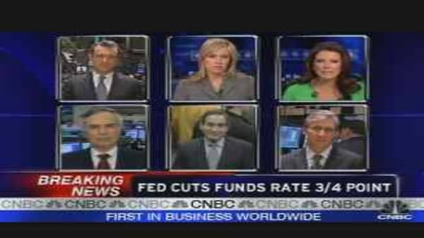 Where's the Fed?