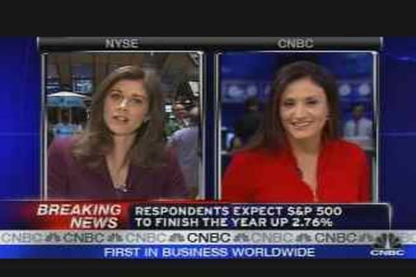 CNBC Trillion $ Survey