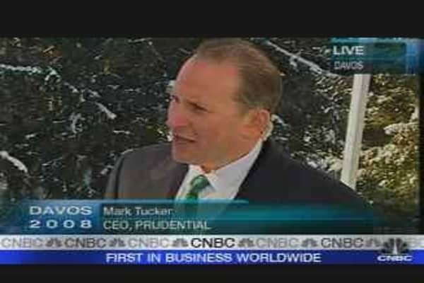 Pru CEO on Ping Stake Reports