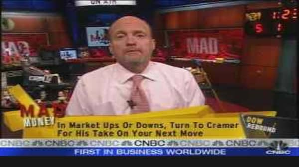 Cramer on IBM & Dupont