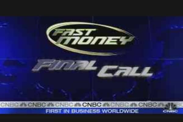Fast Money: The Microsoft Trade