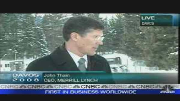 Merrill CEO on US Slowdown