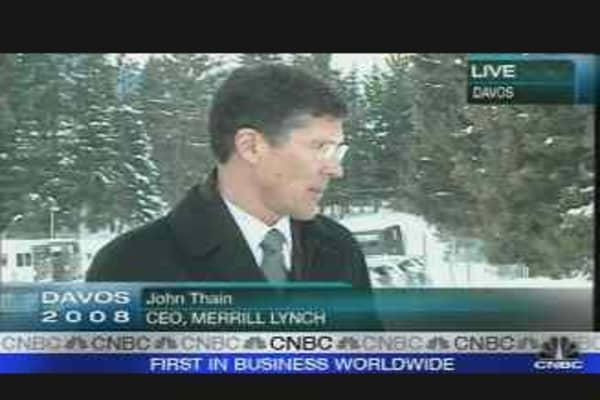Merrill CEO on US Slowdown