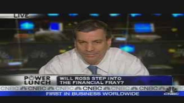 Wilbur Ross Buying Ambac?