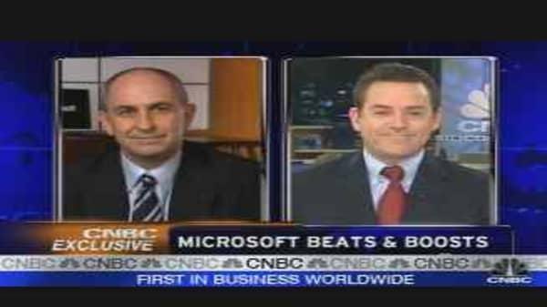 Microsoft Beats & Boosts