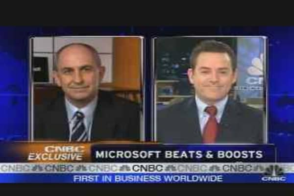 Microsoft Beats & Boosts