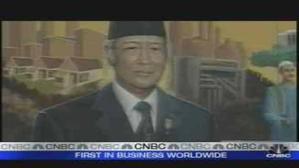 Suharto's Legacy