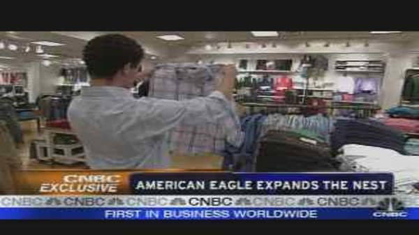 American Eagle's Turnaround Plan
