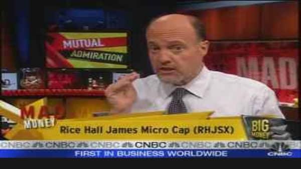 Cramer's Mutual Admiration