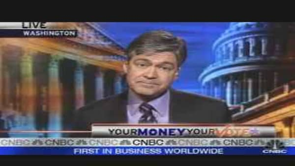Paulson Urges Economic Bill