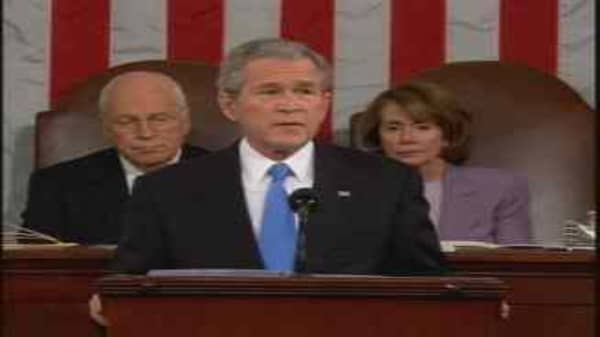 State of the Union Address - Pt. 2
