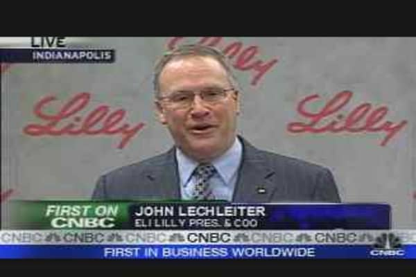 Eli Lilly Reports