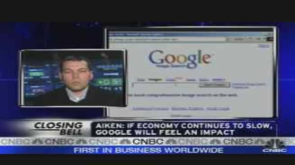 Google Bull vs. Google Bear