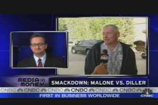 Media Mogul Smackdown