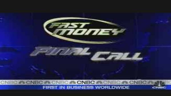 Fast Money: Citi's Future