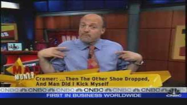 Cramer's Golden Rule #3