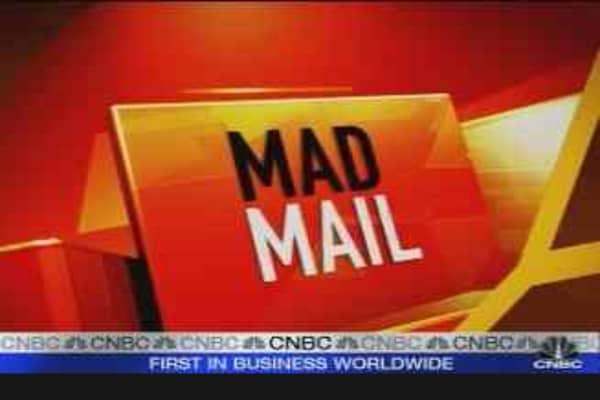 Cramer's Mad Mail