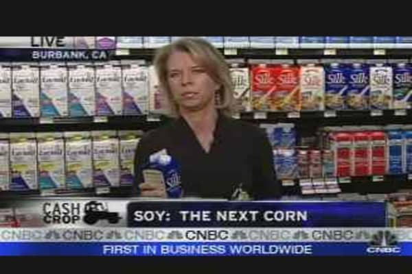 Soy: The Next Corn