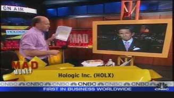 Hologic CEO on Q1