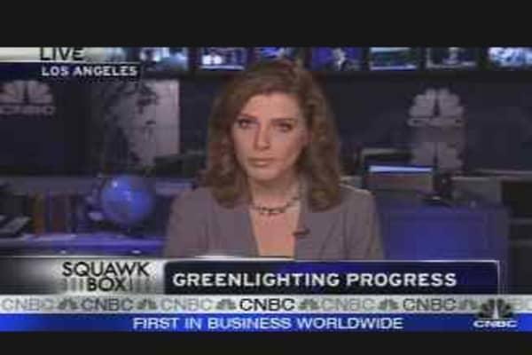 Greenlighting Process