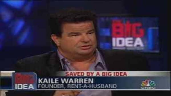 Kaile Warren