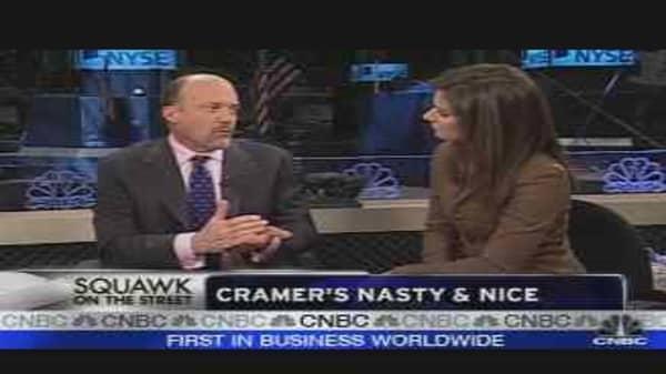 Cramer's Nasty, Cramer's Nice