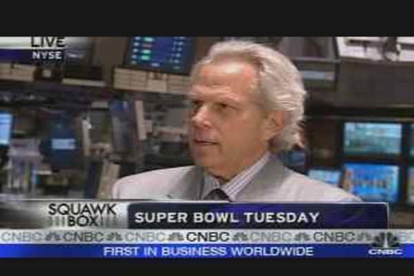Super Bowl Tuesday
