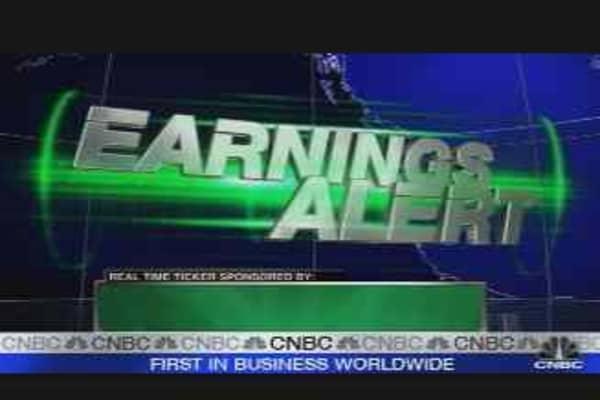 Devon Reports Earnings