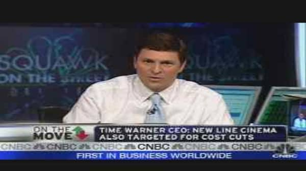 Time Warner Earnings Call