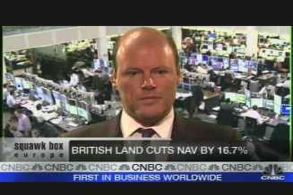 Big Cuts for British Land