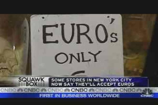 The Euro Craze