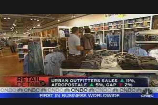 Retail Sales & the Consumer
