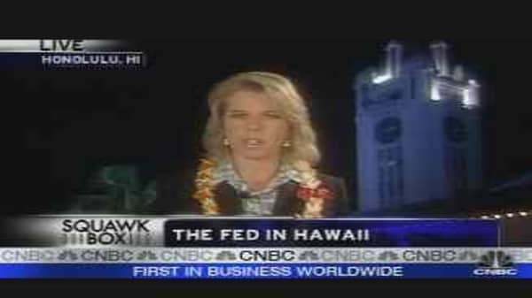The Fed in Hawaii