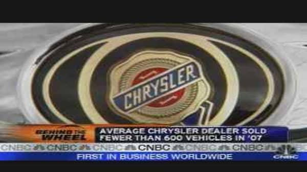 Shrinking Chrysler