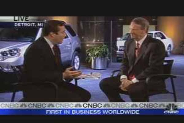 Rick Wagoner on GM Earnings