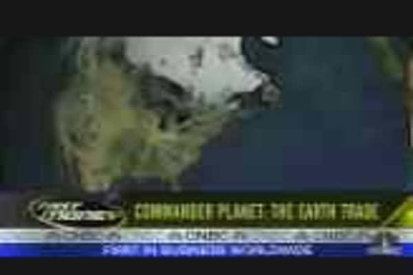 Commander Planet