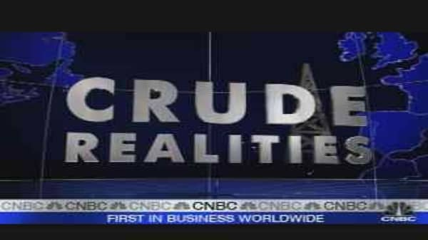 Crude Realities For Big Oil