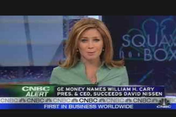 GE Money's New CEO
