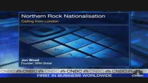 N. Rock Shareholder on Nationalization