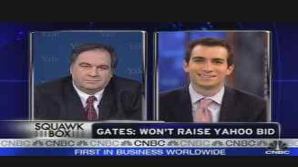 Yahoo's Board