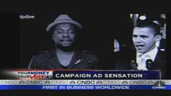 Campaign Ad Sensation