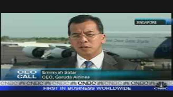 Garuda Ups Boeing Order
