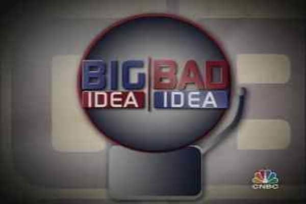 Big Idea/Bad Idea