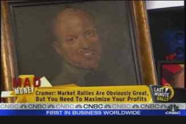 Cramer's Rally Rules